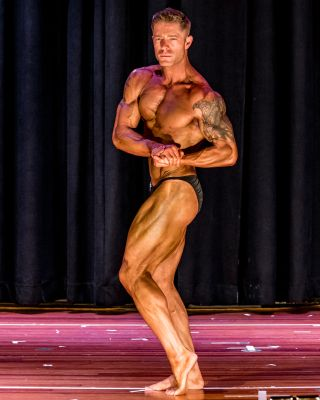 Jersey Cup Bodybuilding Photography 11