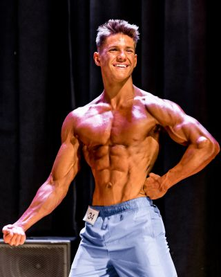 Jersey Cup Bodybuilding Photography 9