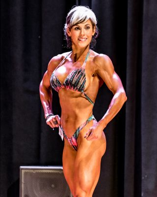 Jersey Cup Bodybuilding Photography